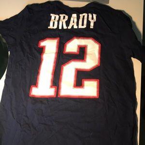 Tom Brady Nike Tee
